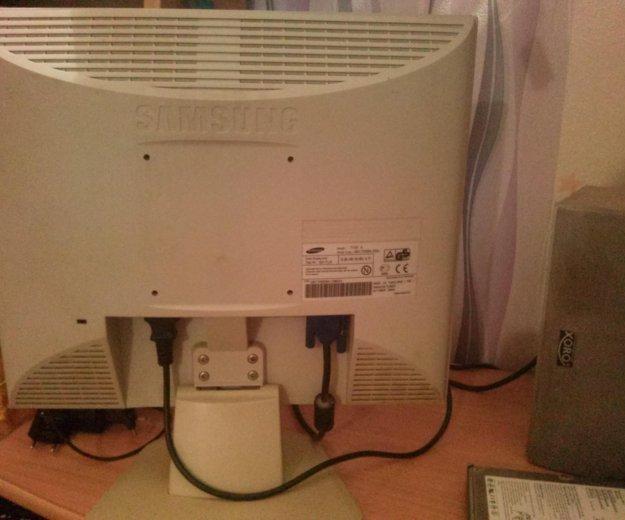 Монитор samsung syncmaster 710v. Фото 2. Астрахань.