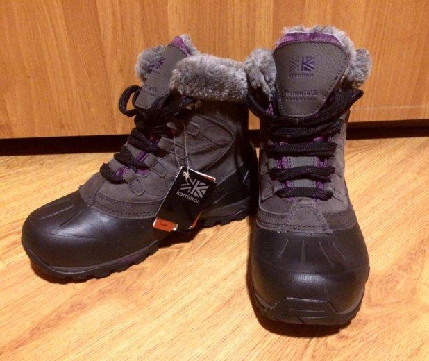 Зимние ботинки karrimor. Фото 1. Северодвинск.