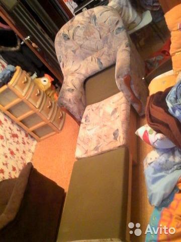 Кресло кровать. Фото 1. Тольятти.