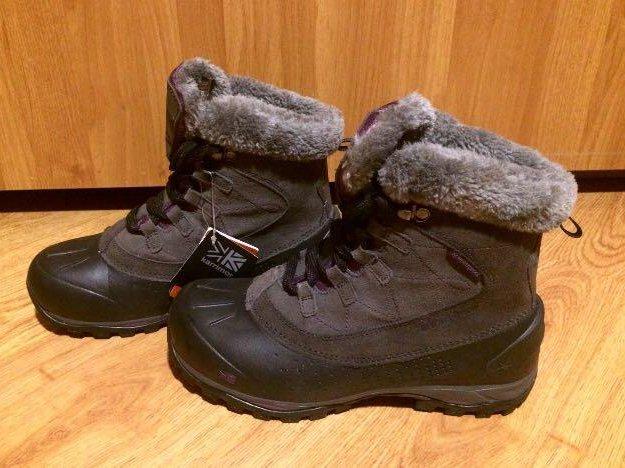 Зимние ботинки karrimor. Фото 2. Северодвинск.