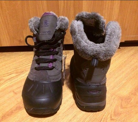 Зимние ботинки karrimor. Фото 4. Северодвинск.