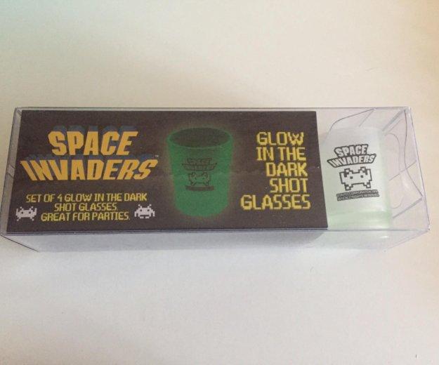 Стопки space invaders. Фото 1. Москва.