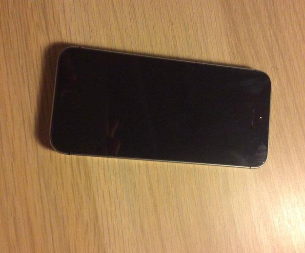 Iphone 5s 32gb space gray. Фото 1. Москва.