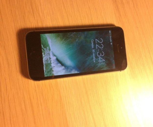 Iphone 5s 32gb space gray. Фото 3. Москва.