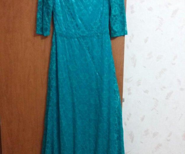 Платье в пол. Фото 1. Балашиха.