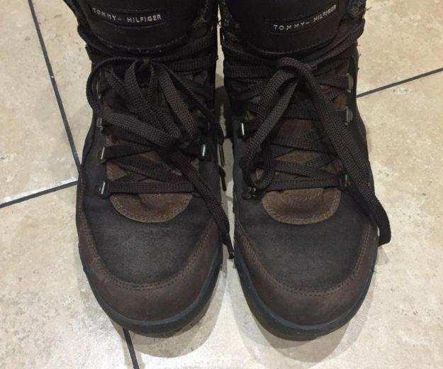 Ботинки демисезонные. Фото 1. Москва.