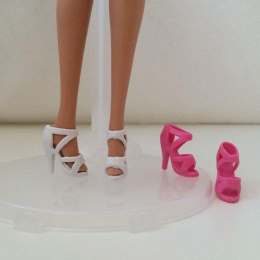 Босоножки для barbie. Фото 2. Москва.