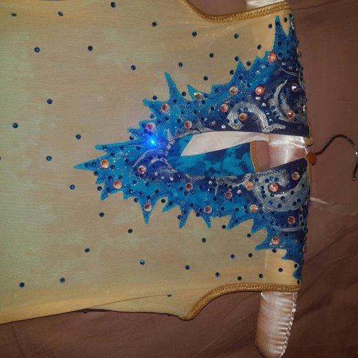Купальник художественый новый + камни отдам с воро. Фото 2. Сочи.