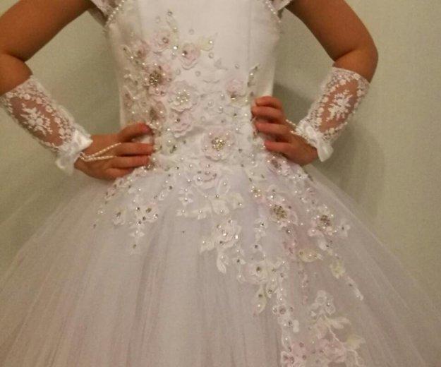 Праздничное платье. Фото 1. Домодедово.