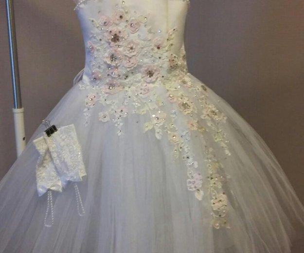 Праздничное платье. Фото 2. Домодедово.