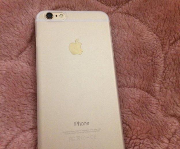 Iphone 6 plus gold 64 gb. Фото 3. Красногорск.