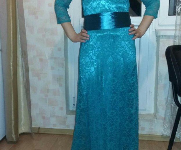 Платье в пол. Фото 4. Балашиха.