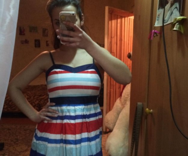 Сарафан , платье. Фото 2. Нижний Новгород.