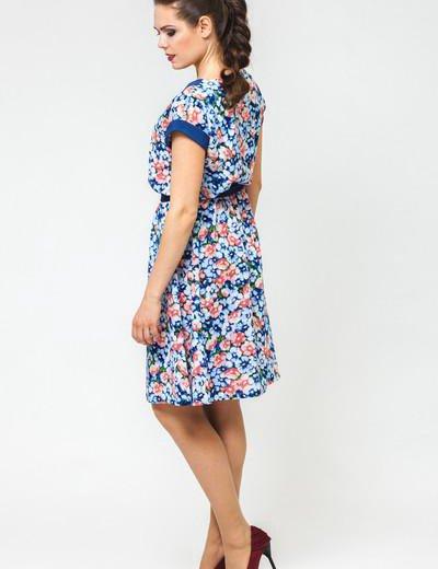 Новое летнее платье с этикеткой 52 размер. Фото 3. Москва.