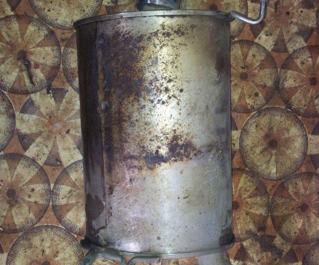 Глушитель honda accord 8. Фото 4.