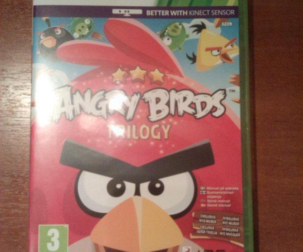 Angry birds trilogy [xbox 360]. Фото 1. Санкт-Петербург.