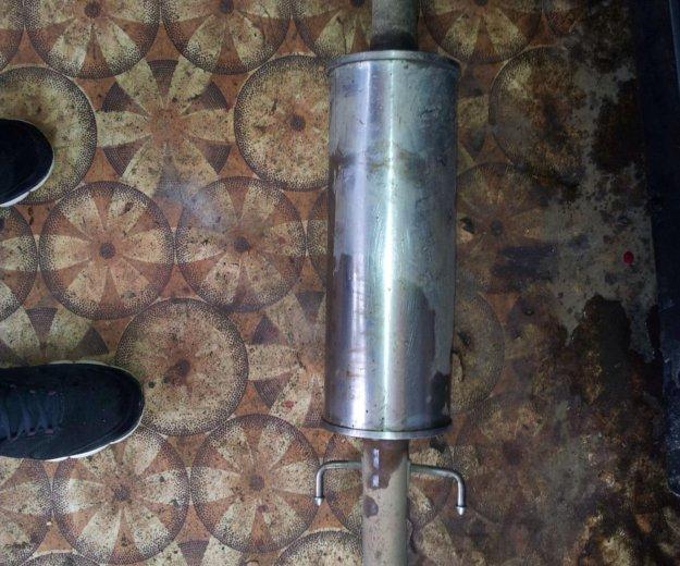 Глушитель honda accord 8. Фото 2.
