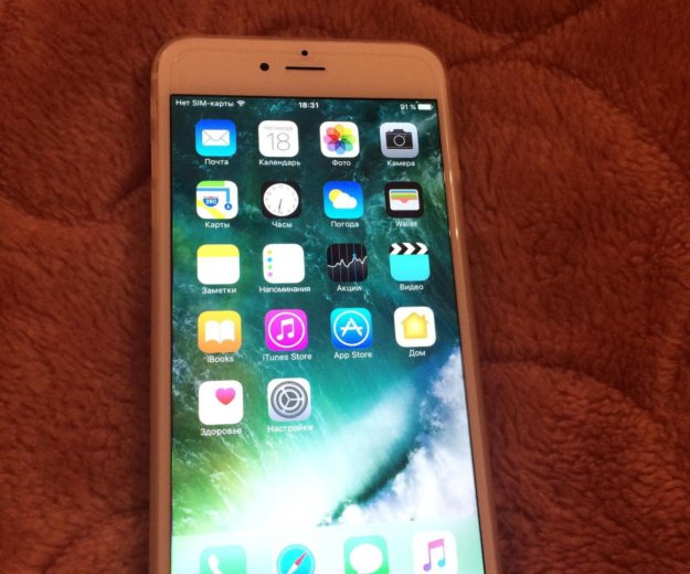 Iphone 6 plus gold 64 gb. Фото 4. Красногорск.