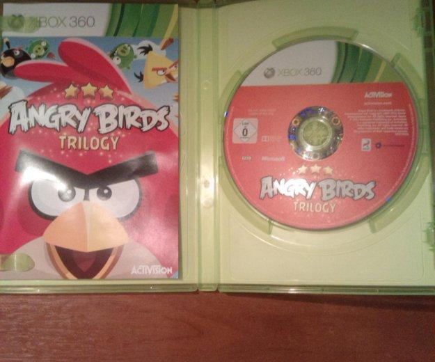 Angry birds trilogy [xbox 360]. Фото 3. Санкт-Петербург.