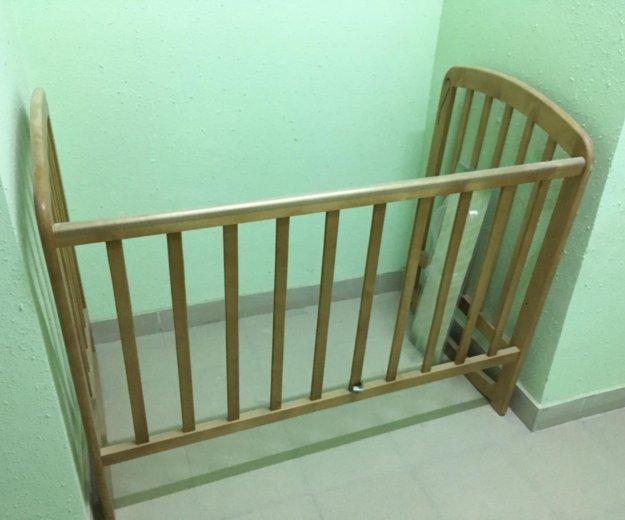 Детская кровать. Фото 1. Лобня.