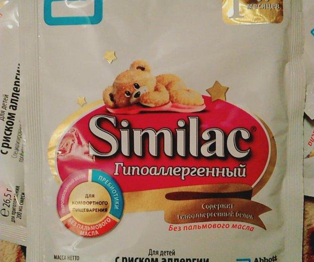 Смесь similac гипоаллергенный от 0-6 мес. Фото 2. Тверь.