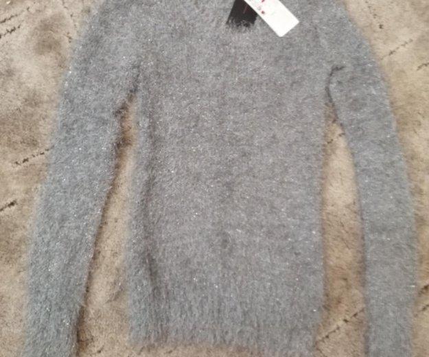 Новый пушистый свитер. Фото 3. Аксай.