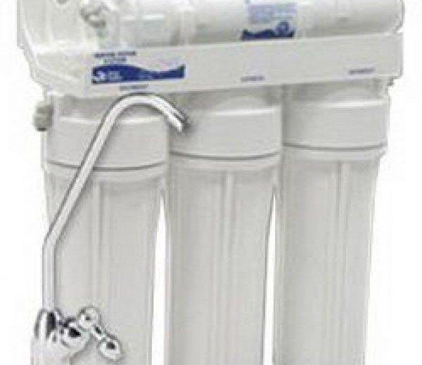 Система очистки воды. Фото 1. Кирс.