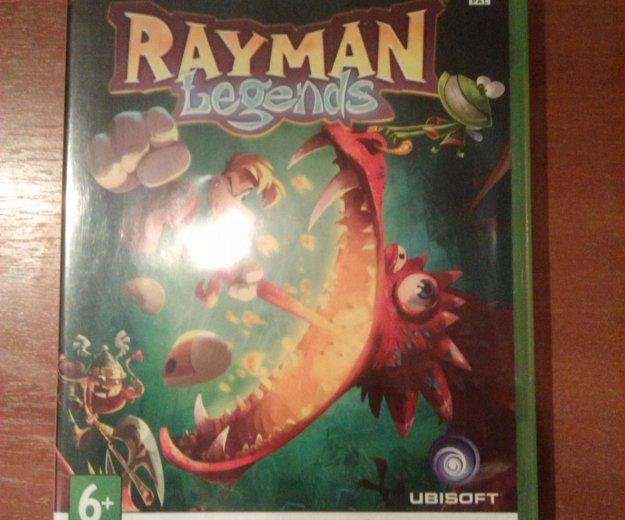 Rayman legends [xbox 360]. Фото 1. Санкт-Петербург.