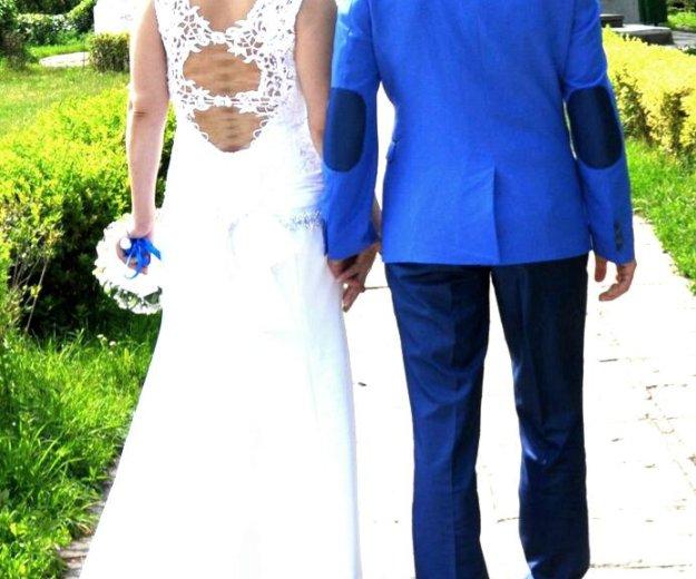 Платье свадебное.брендовое eva bendigo. Фото 1. Орел.