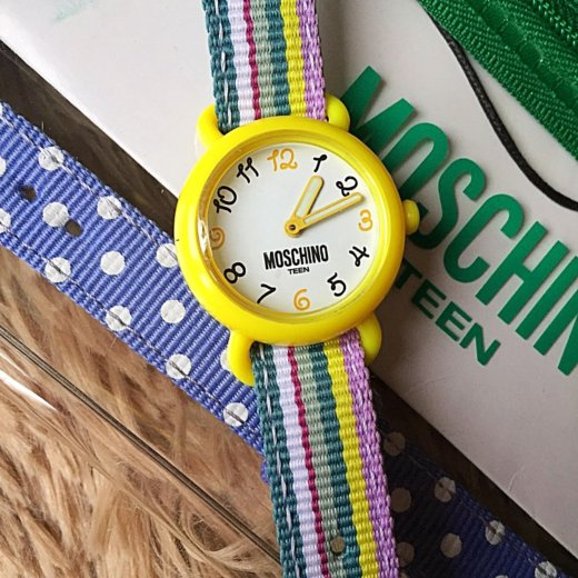 Часы наручные для подростка moschino teen. Фото 1. Москва.