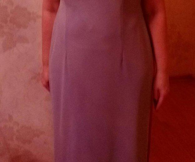 Нежное платье в пол. Фото 1. Москва.