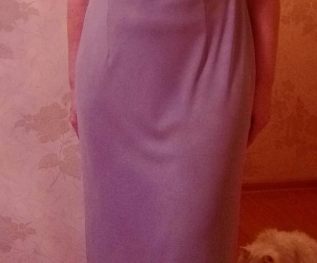 Нежное платье в пол. Фото 2. Москва.