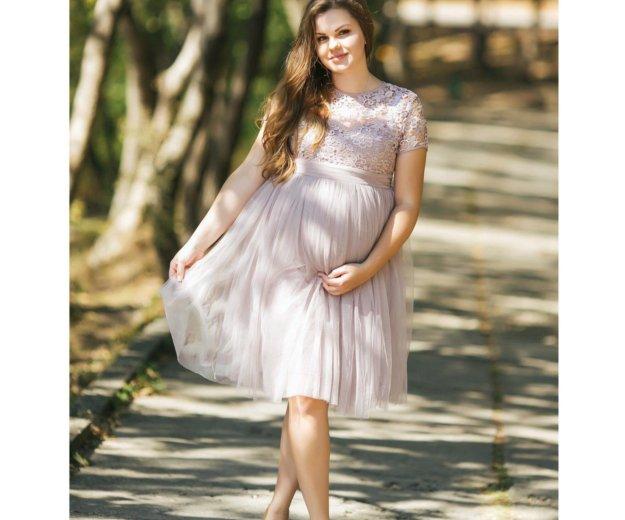 Платье для беременных. Фото 1. Москва.