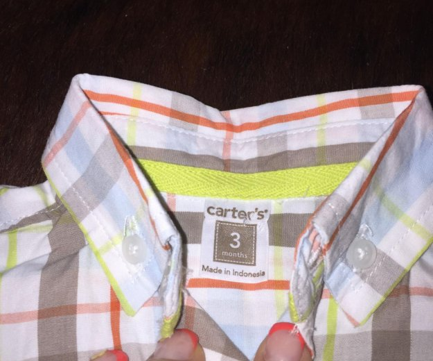 Рубашка-боди р 68. Фото 4. Красногорск.