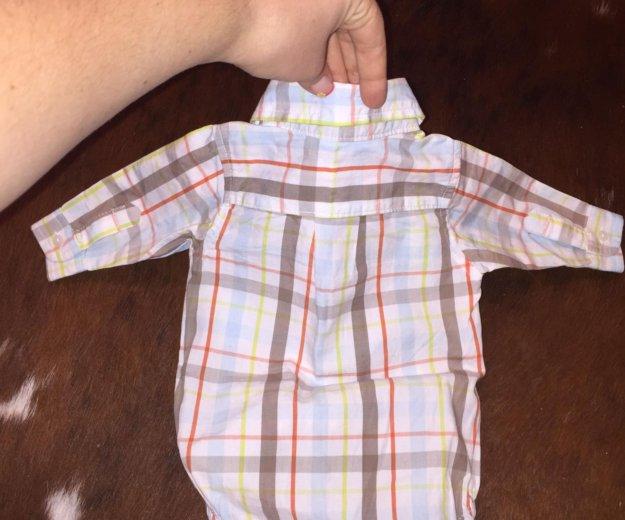Рубашка-боди р 68. Фото 3. Красногорск.