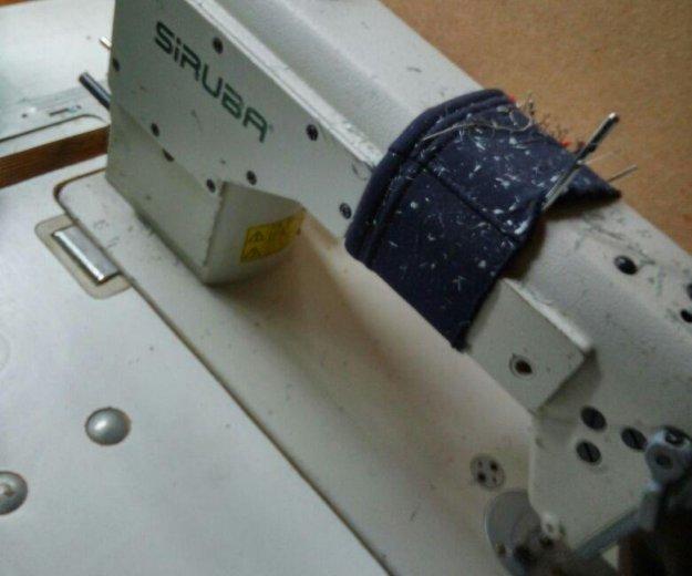 Промышленная швейная машина. Фото 2. Москва.