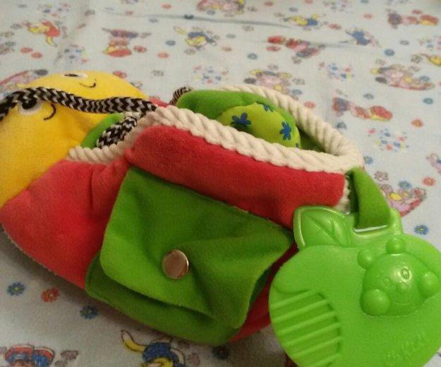 Развивающая игрушка ботинок. Фото 2. Мытищи.