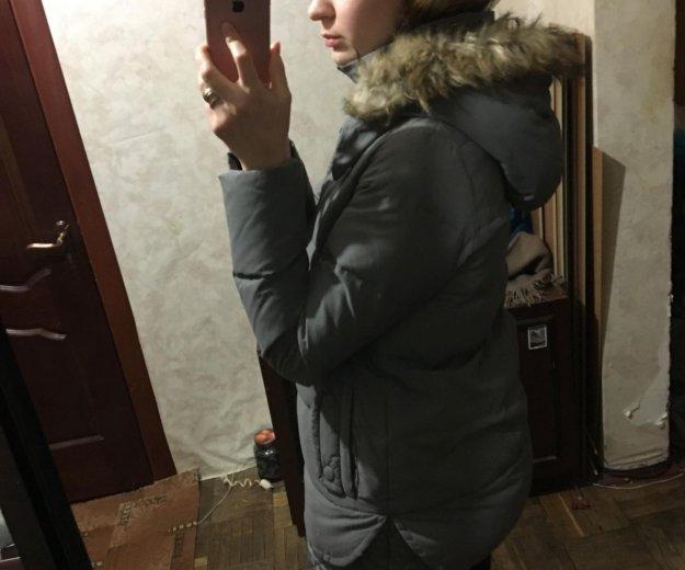 Пуховик. Фото 2. Москва.