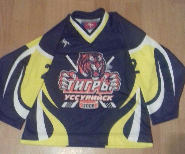 Хоккейная рубаха. Фото 1. Уссурийск.