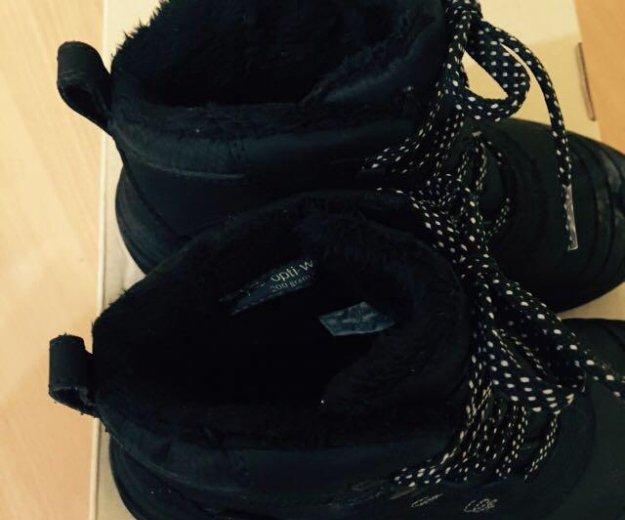 Зимние женские ботинки. Фото 2. Уфа.