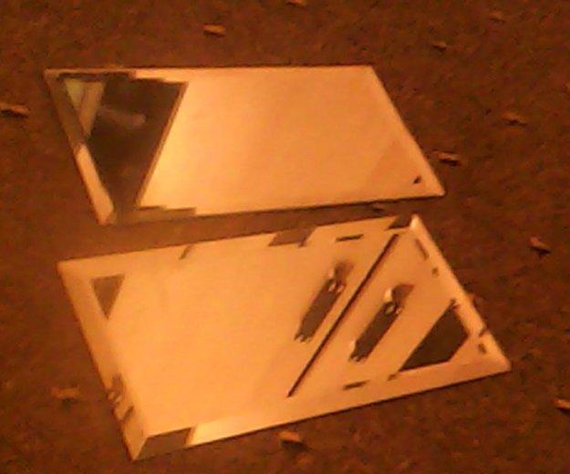 Плитка зеркальная с фацетом 10мм. Фото 1. Калининград.