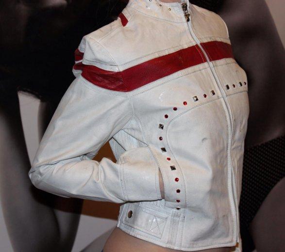 Новая куртка кожа wilson. Фото 1. Химки.