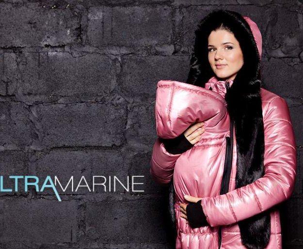 Зимний пуховик для беременных 3 в 1. Фото 1. Талнах.