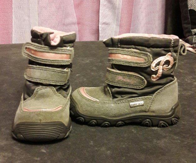 Ботинки осень весна. Фото 3.