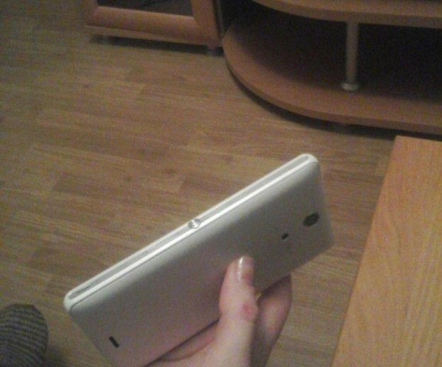 Смартфон sony xperia zr, белый. Фото 2. Краснодар.