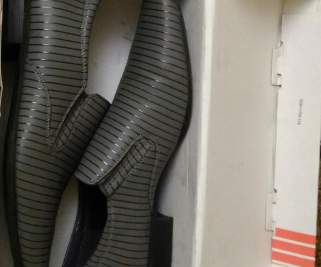 Мужские туфли. Фото 1. Орск.