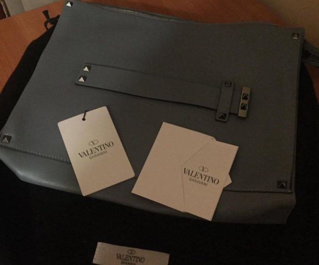 Valentino – сумка для бумаг и документов. Фото 1. Москва.