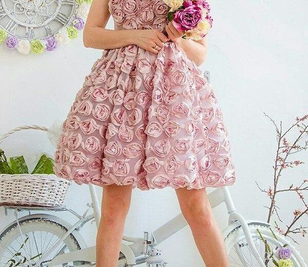 Пошив вечерних платьев. Фото 1. Саратов.