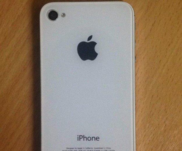 Срочно продам iphone 4s. Фото 1. Брюховецкая.