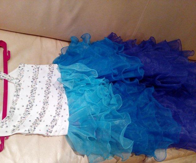 Платье для девочки. Фото 1. Мончегорск.